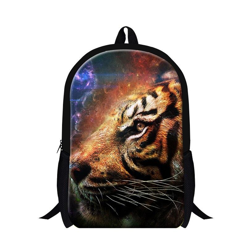 Children Tiger Backpack for boys Animal bookbag Lion Leopard print school bags for teenagers Cool girls Back Pack best Mochilas