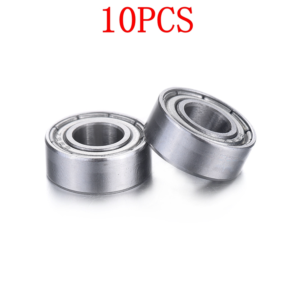 10PCS/Lot Wholesale Mini Deep groove Ball Bearings 6*13*5mm Type 686ZZ High Quality Bearing Steel Miniature Bearings gcr15 6036 180x280x46mm high precision deep groove ball bearings abec 1 p0 1 pcs