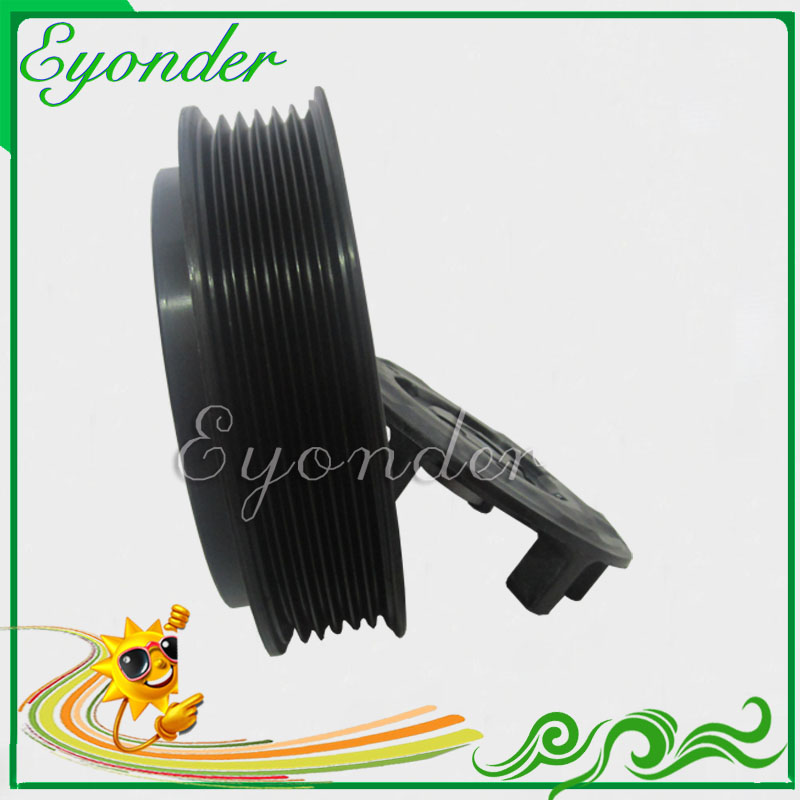 AC A C Aircon Air Con Conditioning Compressor Clutch Pulley for Mercedes Mercedes Benz R230 SL55