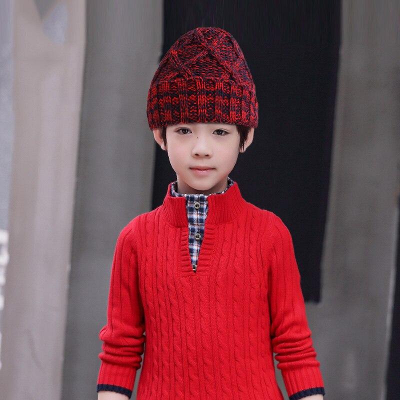 PräZise Neu Kinder Kinder Schal Halstuch Loops Stricken Hut Kappe Set Halten Warme Weiche Für Winter