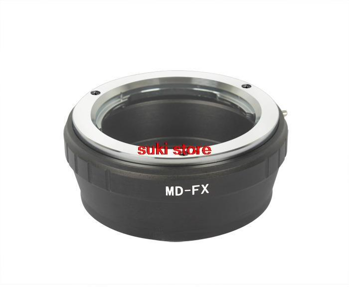 10pcs/lot MD-FX Lens adapter for Minolta MD MC Mount Lens to for Fujifilm X-Pro1 Lens Mount Adapter FX Mount подушка кантри 45х45 отд t