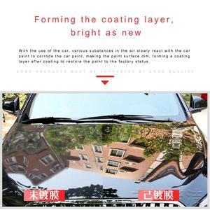 Image 2 - Spray de revêtement Nano automobile, revêtement céramique de vernis de voiture, Protection anti rayures, Spray Ultra brillant pour voiture, bateau, moto