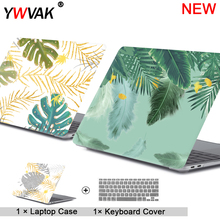 2019 new Laptop Case For Apple MacBook Air Pro Retina 11 12 13 15 for mac book Pro 13.3 15.4 inch with Touch Bar + Keyboard cove zvrua laptop case for apple macbook air pro retina 11 12 13 15 for mac book new pro 13 15 inch with touch bar keyboard cover