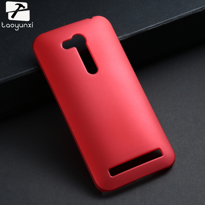 TAOYUNXI Matte Phone cover case for Asus Zenfone GO 2nd Gen ZB452KG ASUS_X014D ZB450KL Cases Covers Rubber Hard Plastic Bag