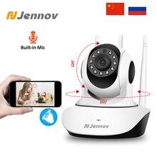 Jennov для камеры наблюдения P 2MP HD PTZ беспроводной домашний 1080 видеонаблюдения ip-камера Wi-Fi детский монитор аудио P2P ONVIF CCTV