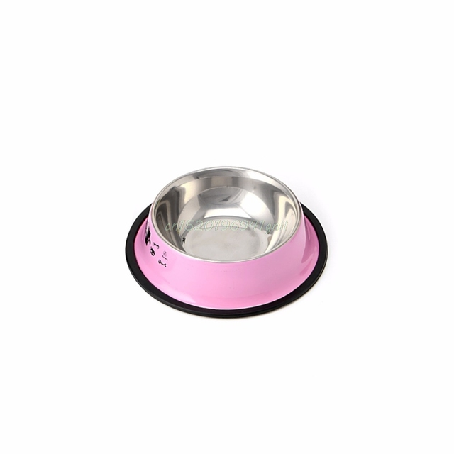 Cat Stainless Steel Bowl  5