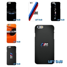 For Samsung Galaxy A3 A5 A7 J1 J2 J3 J5 J7 2015 2016 2017 BMW M Logo  Soft Silica Gel TPU Phone Case Silicone Cover