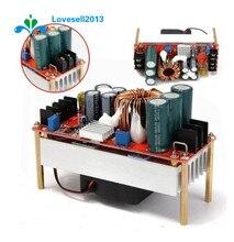Повышающий преобразователь постоянного тока 1500 Вт, 30 А, Модуль повышения мощности In10 ~ 60 в выход 12 ~ 90 в с