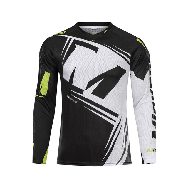 High quality Downhill jersey Men s motocross MTB DH RBX Long Sleeve  Clothing Mountain Bike Riding Tops bicycle clothes custom 9f26f596e