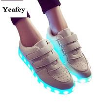 font b Luminous b font Sneakers Women Illuminated Glowing font b Shoes b font Led