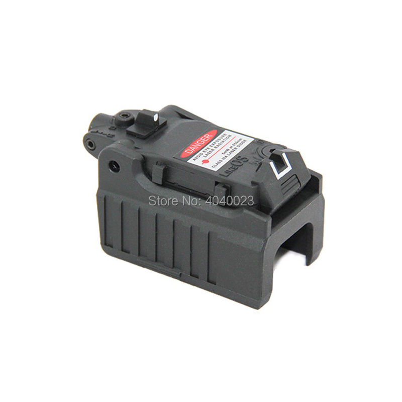 Tactical Compact Glock Red Laser Pistol Laser Sight For Glock 17 18C 19 22 23 25 26 27 28 31 32 33 34 35 37 Series-2