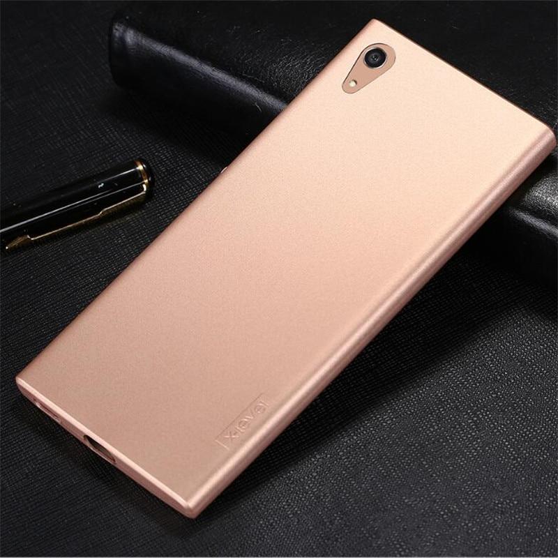 X-Level Phone-Case Back-Cover Protective Sony Xperia For L1-X-Xz Premium Thin TPU Xa2 Ultra