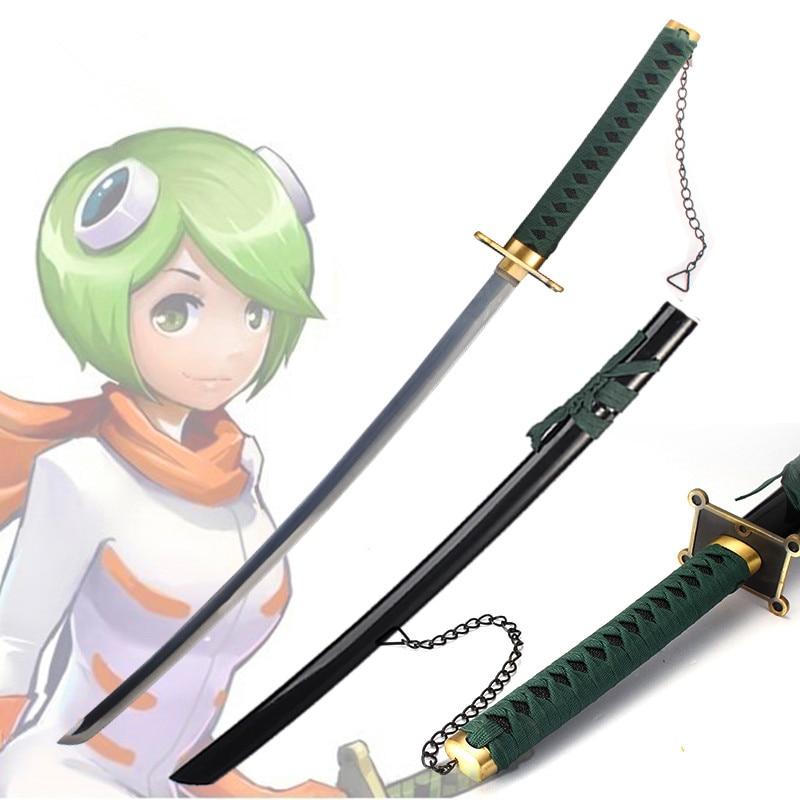 """Madingi metalo dekoravimo lygos samurajų kalavijai """"Hakuoki"""" - - Namų dekoras"""