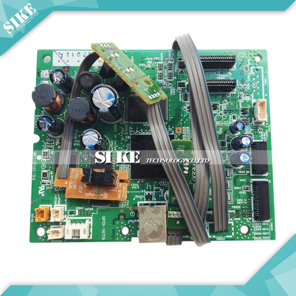 Logic Main Board For Canon MP170 MP 170 Formatter Board Mainboard QM3-1679 QK1-3141-04 рюкзак case logic 17 3 prevailer black prev217blk mid