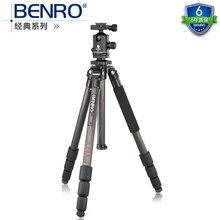 new Benro c2580tb2 classic series carbon fiber tripod slr tripod set fast shipping цены