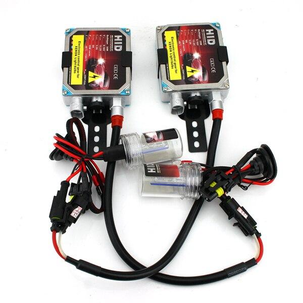 2015 35w AUTO KIT HID XENON BULBS Xenon vs Halogen D2S Car Lamps Headlights Fog font