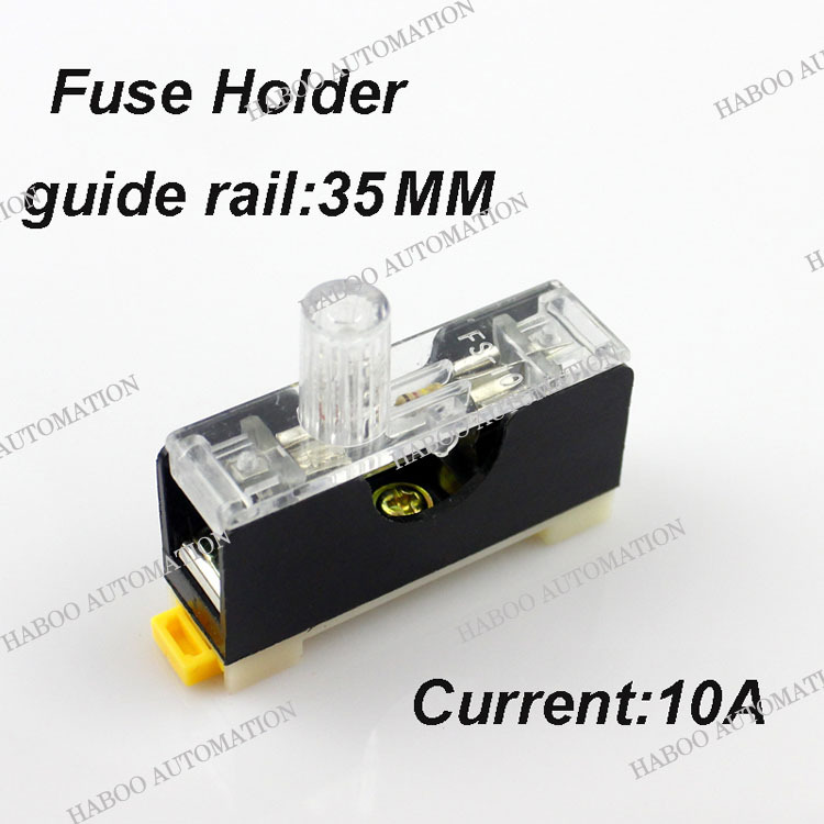 5pcs packing shipping free FS 101 font b Fuse b font Holders W font b 5 compare prices on 5 amp fuse glass online shopping buy low price 5 amp fuse for fuse box at reclaimingppi.co