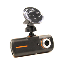 A1 GPS Del Coche DVR de Doble Cámara de Caja Negro Coche DVR HD 1080 P Leva de la rociada con GPS Logger GPS Antena de visión Nocturna Pantalla de 2.7 pulgadas cámara
