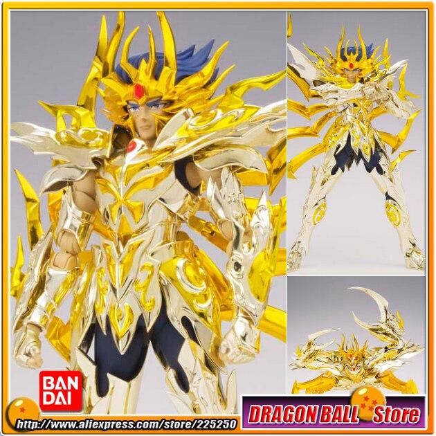 Anime Saint Seiya Original BANDAI Tamashii Nations Saint Cloth Myth EX Soul of Gold Action Figure - Cancer Deathmask GOD CLOTH saint