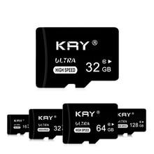 Оригинальная высокоскоростная карта памяти 64 ГБ Micro SD-карта класса 10 128 ГБ портативная