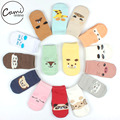 Baby Anti-slip Cotton Socks Autumn Winter Cute Cartoon Animal Soft Warm Floor Socks Boy Girl Casual Socks Children Meias