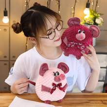 New 1pc 20-45cm Mini Cute Little Mouse Doll Plush Stuffed Toy Rat Hamster Rag  Small Children Presents Lovely