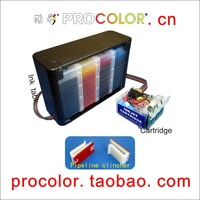 PROCOLOR CISS Hong Kong Singapore Taiwan AREA For Epson 193 198 For Use On WF 2631