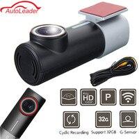 Mini Car DVR Panoramic Camera Recorder Video Wifi 170 Wide Angle DVRS Full HD 1080P Night