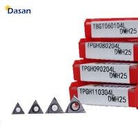 TPGH TBGT TBGT060102L Boring Bar Inserts Carbide TPGH110304L TPGH080202L High Quality CNC Lathe Machine Turning Tool