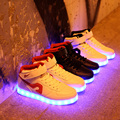 Unisex Casual Led Shoes High Quality Fashion Light Women Shoes Soft Comforrtable Mujer Zapatos USB Dance Shoes Sapato Feminino