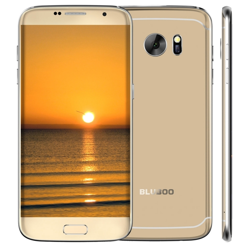 Original Bluboo Edge Cell Phone RAM 2GB ROM 16GB MTK6737 Quad Core 1 3GHz 5 5