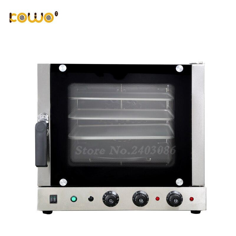 Commercial 60L capacité électrique à convection four pour la cuisson du pain, gâteau, pizza