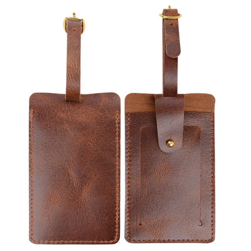 Compare Prices on Leather Luggage Tag Genuine- Online Shopping/Buy ...