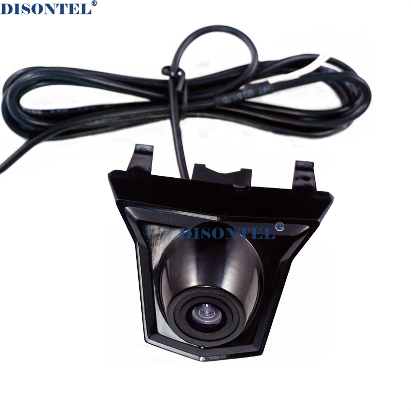 CCD car front view camera for Cadillac ATS L 2016 forward parking camera nigth vision wide