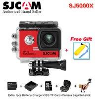 Original Sjcam Sj5000x Elite Camera WiFi 4K 24fps 2K 30fpsGyro Sports DV 2 0 Novatek 96660