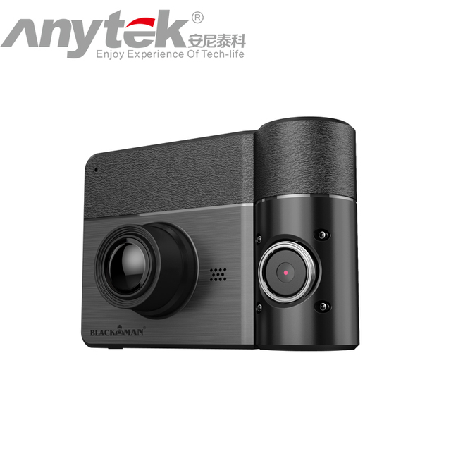 Anytek B60 270 Degree Lens Rotation Rear View Camera Driving Support Function Car DVR  Camcorder  Parking Monitoring
