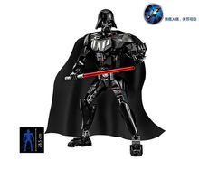 Buildable Action Figure Model Building Blocks font b Toy b font Darth Vinda Compatible with Lego