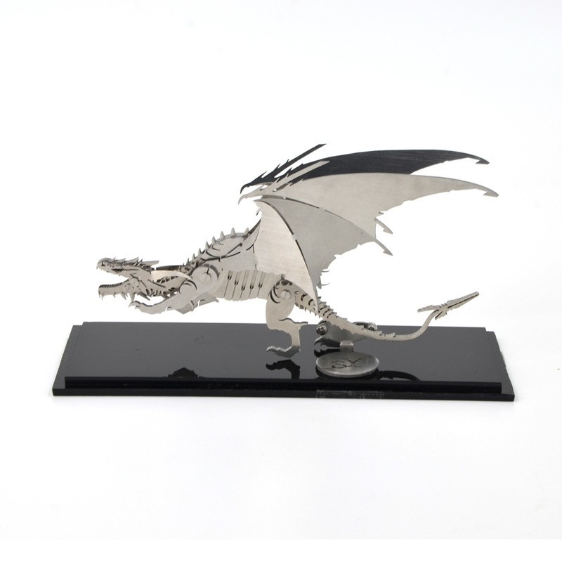 DIY-3D-Novelty-Metal-Puzzle-Frost-Wyrm-Stainless-Steel-Dinosaur-Model-Kids-Educational-Toys-Elegant-Manual-Gifts-TK0144 (5)