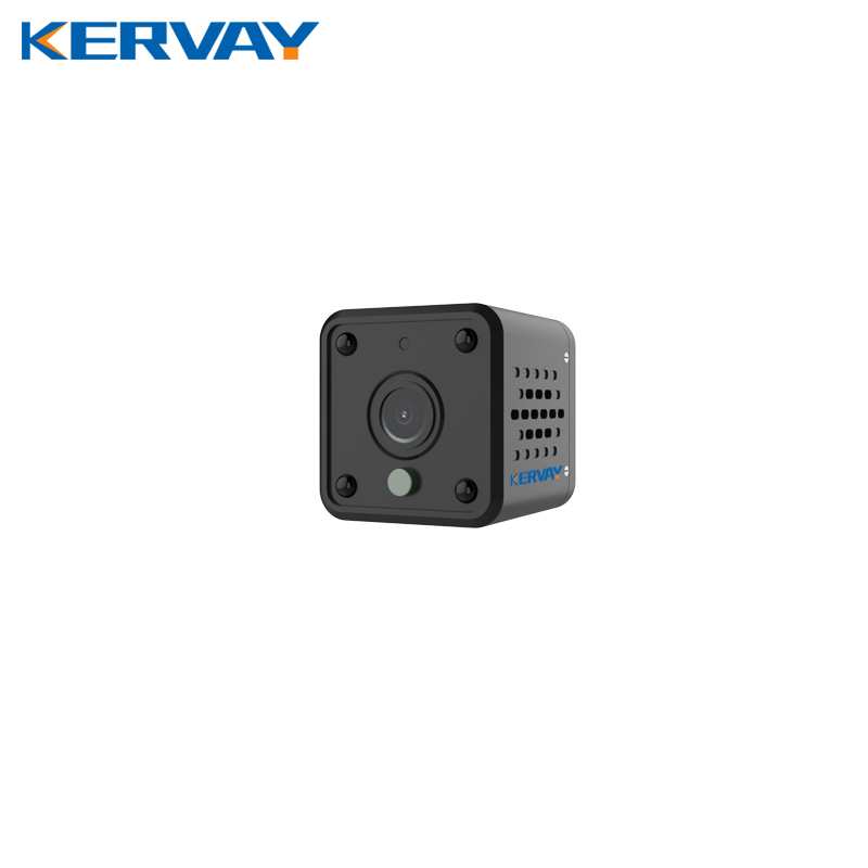 Kervayมินิ720จุดWIFIในร่มกล้องip night vision APPการควบคุมระยะไกลกล้องBuilt-Inแบตเตอรี่ตรวจจับการเคลื่อนไหวน่ากล...