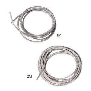 O fio de ligação torcido resistente de alta temperatura do orador do fio de 32 fios trançou o reparo para 18 em oradores profissionais do subwoofer