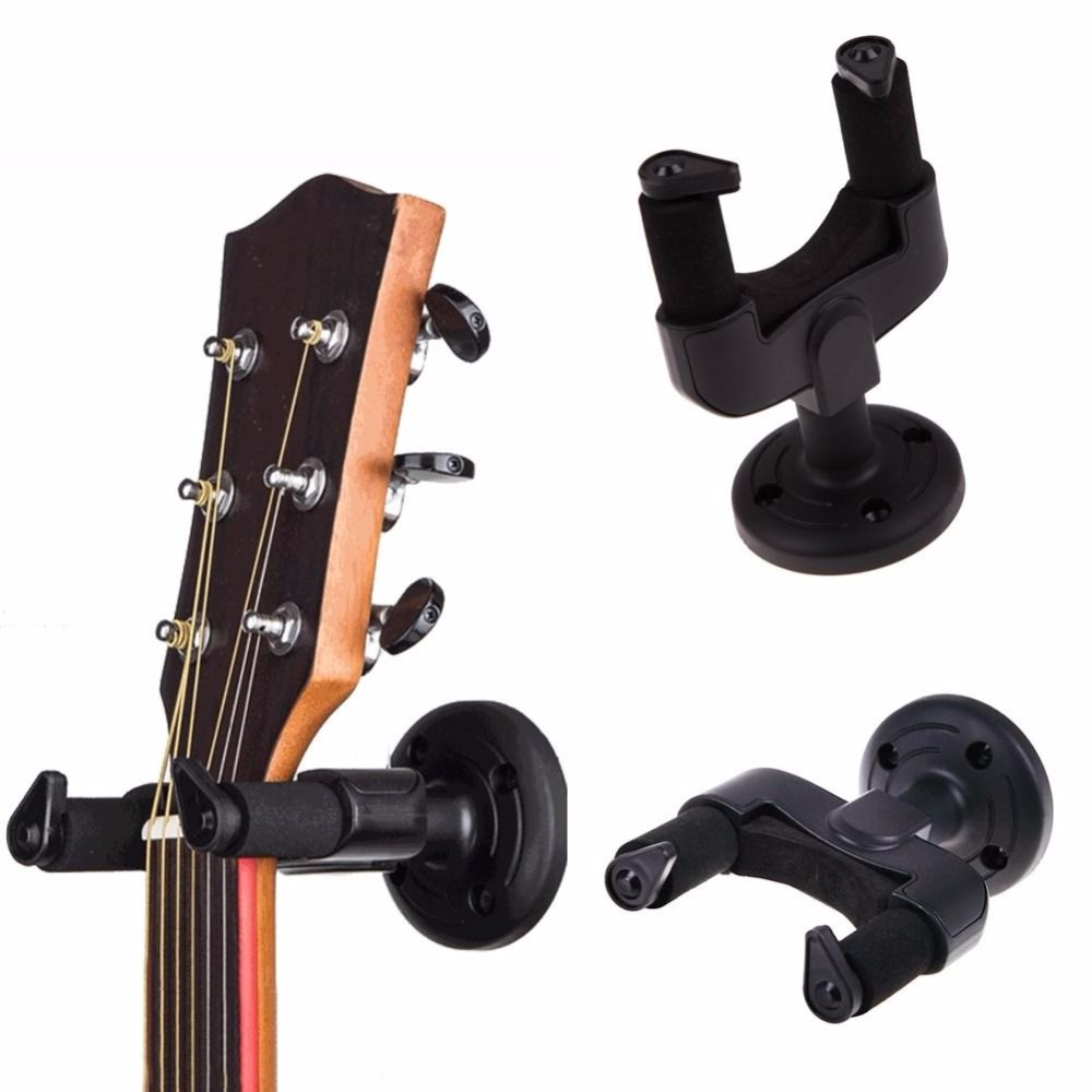 Aliexpress.com : Buy 2017 Useful Instrument Guitar Holder Hook Kitchen  Storage Organizer Violin Bass Storage Rack Wall Mount Hanger Music Tool  From Reliable ...