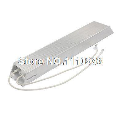 Aluminum Encase Braking Resistor Resistance 1000W 60ohm 1 1000w 4 ohm aluminum housed braking resistor wire wound resistor