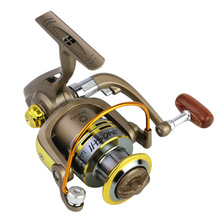 Yumoshi EF1000-7000 12BB 5.2:1 Metal Spinning Fishing Reel Fly Wheel For Fresh/Salt Water Sea Carp