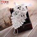 Lindo de uma peça acessórios do casamento luvas de noiva luxo cristal dedo luvas de casamento frete grátis marfim luvas de noiva BG01