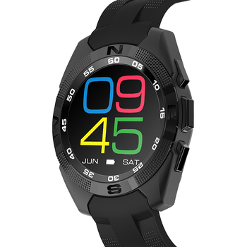 G5 Casual Multi Function Smart Watch Men Remote Music for Smart Phone Heart Rate Monitor Notification Fitness Tracker Male Army