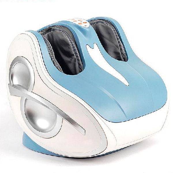 2016 NEW Present!! Luxury Full Feet Massager Electric Shiatsu Foot Massage Machine Foot Care Device For Sale Free Shipping foot machine foot leg machine health care antistress muscle release therapy rollers heat foot massager machine device feet file