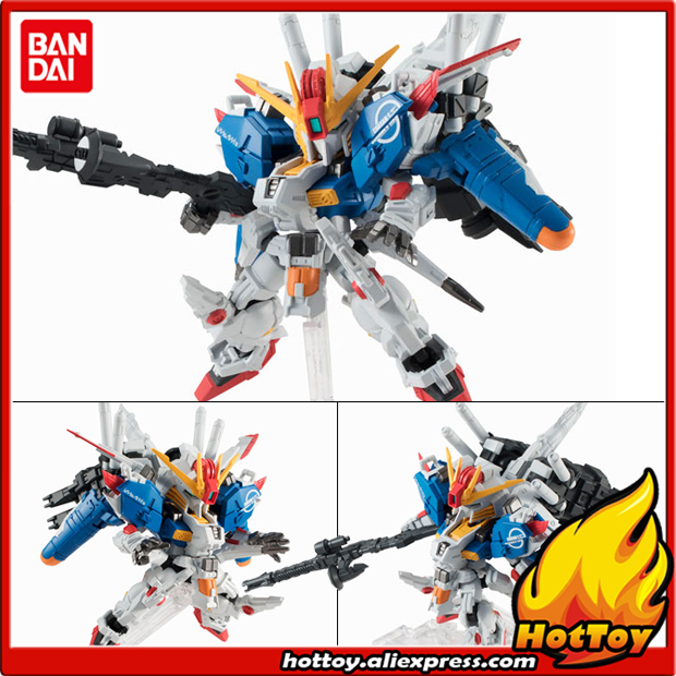 100% Original BANDAI Tamashii Nations NXEDGE STYLE No. 0035 Action Figure - Ex-S Gundam from Gundam Sentinel original bandai tamashii nations robot spirits exclusive action figure rick dom char s custom model ver a n i m e gundam