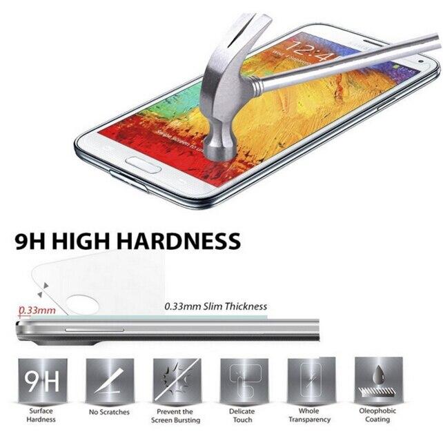 SM-N7505 / SM-N900 N9005 Պաշտպանիչ ապակու համար - Բջջային հեռախոսի պարագաներ և պահեստամասեր - Լուսանկար 6