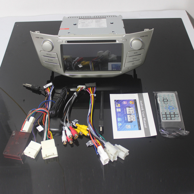 Acura Radio Wiring Diagram 2 Din Pure Android 6 0 Dvd For Lexus Rx300 Rx330 Rx350