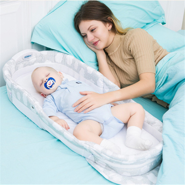 New Portable Baby Backpack Bed Bag for Newborn